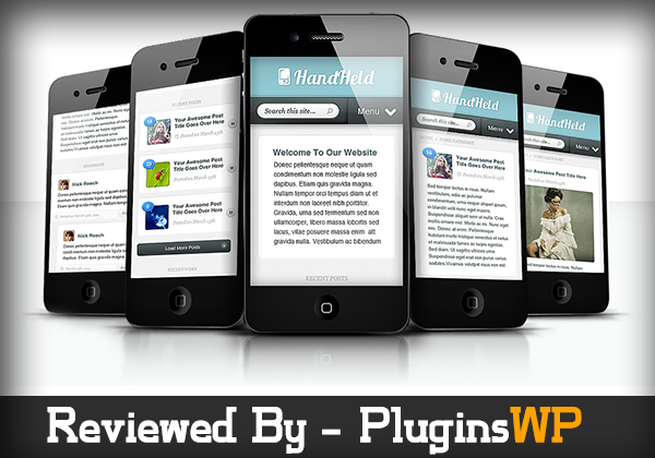 HandHeld Mobile Plugin – Review and Download